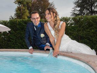 Le nozze di Sharon e Antonio