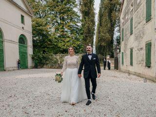 Le nozze di Cinzia e Tibor