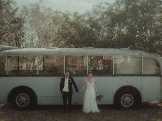 Le nozze di Carolina e Michael