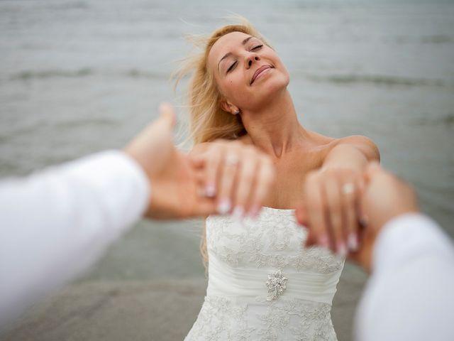 Le nozze di Cristina e Sandro