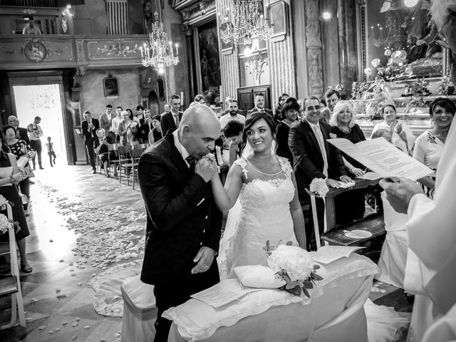 Il matrimonio di Andrea e Michela a Bergeggi, Savona 11
