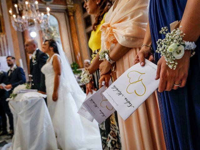 Il matrimonio di Andrea e Michela a Bergeggi, Savona 13