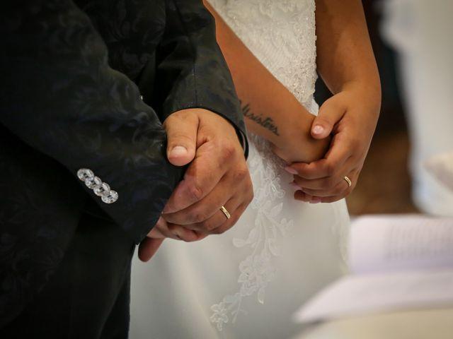 Il matrimonio di Andrea e Michela a Bergeggi, Savona 15