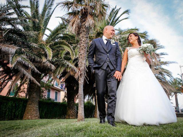 Il matrimonio di Andrea e Michela a Bergeggi, Savona 17