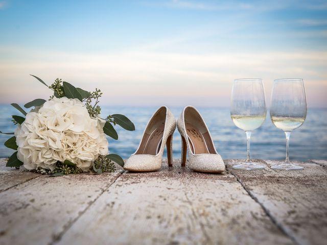 Il matrimonio di Andrea e Michela a Bergeggi, Savona 18