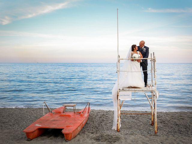 Il matrimonio di Andrea e Michela a Bergeggi, Savona 19