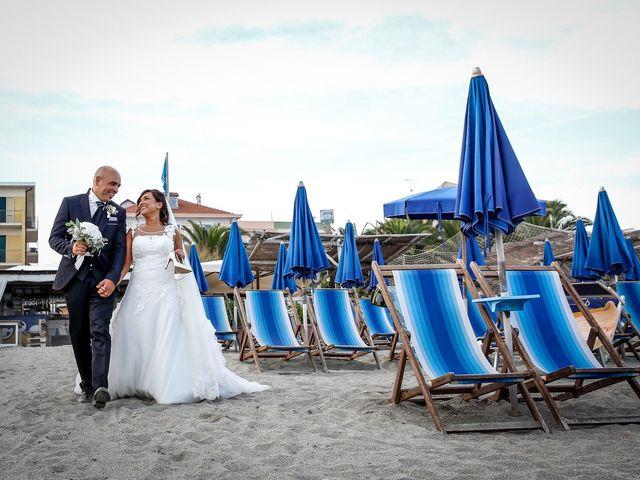 Il matrimonio di Andrea e Michela a Bergeggi, Savona 20