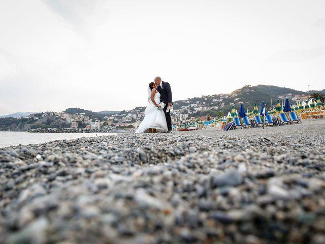 Il matrimonio di Andrea e Michela a Bergeggi, Savona 21