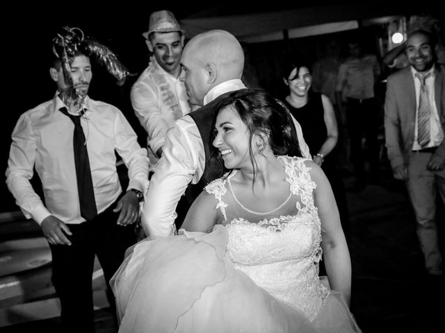 Il matrimonio di Andrea e Michela a Bergeggi, Savona 31