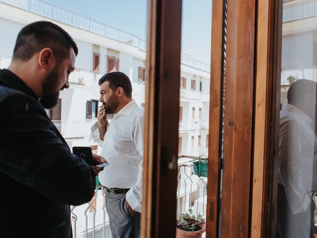 Il matrimonio di Daniele e Anna a Ostuni, Brindisi 9