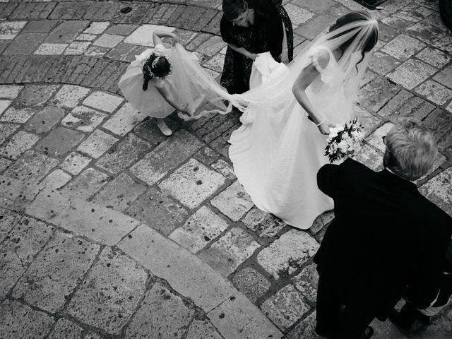 Il matrimonio di Daniele e Anna a Ostuni, Brindisi 2