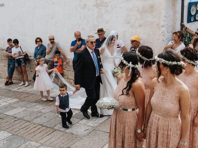 Il matrimonio di Daniele e Anna a Ostuni, Brindisi 70