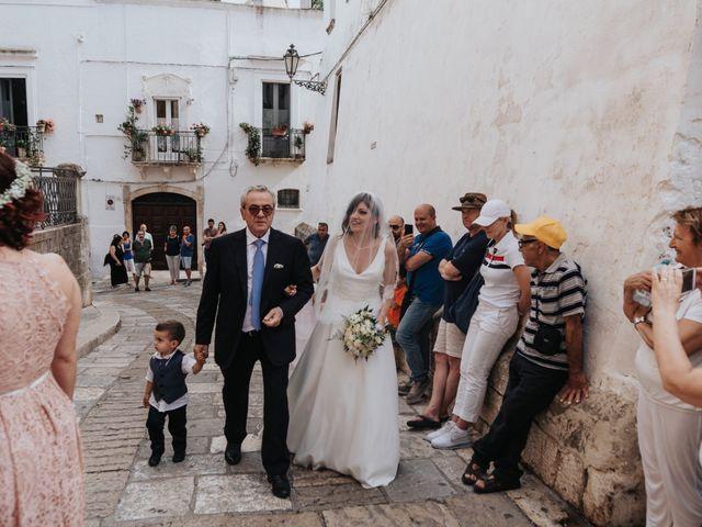 Il matrimonio di Daniele e Anna a Ostuni, Brindisi 72