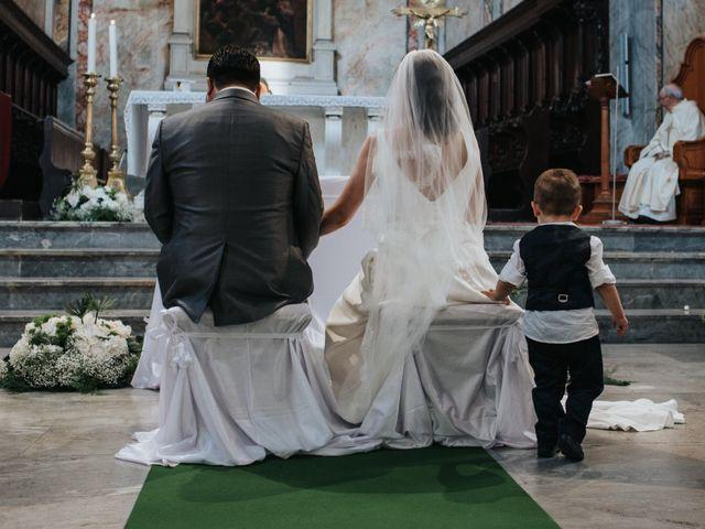 Il matrimonio di Daniele e Anna a Ostuni, Brindisi 101
