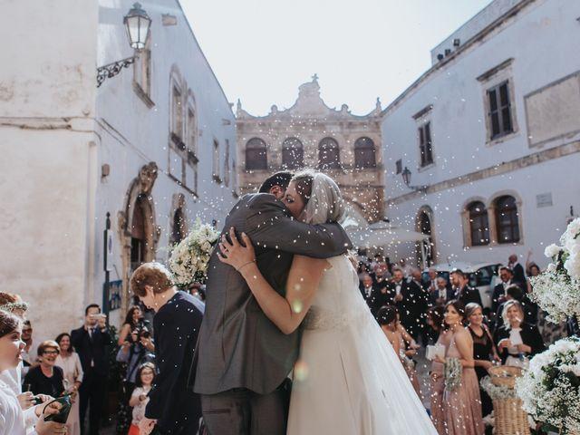 Il matrimonio di Daniele e Anna a Ostuni, Brindisi 106