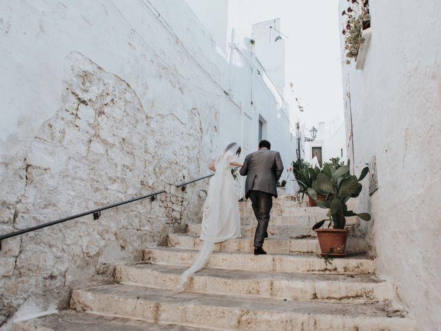 Il matrimonio di Daniele e Anna a Ostuni, Brindisi 111