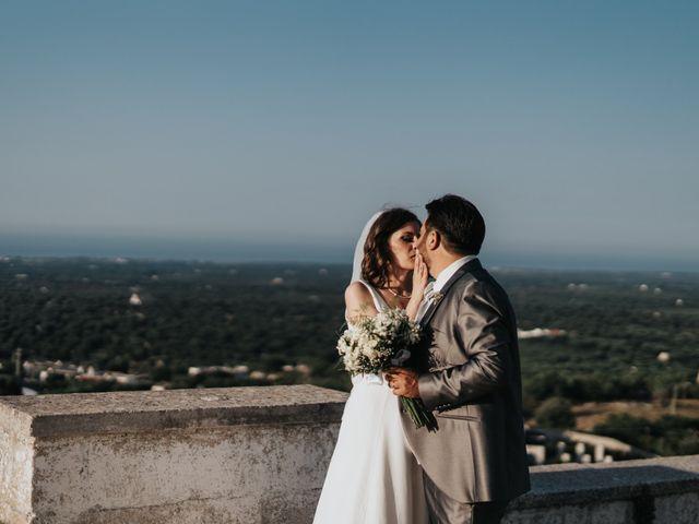 Il matrimonio di Daniele e Anna a Ostuni, Brindisi 123