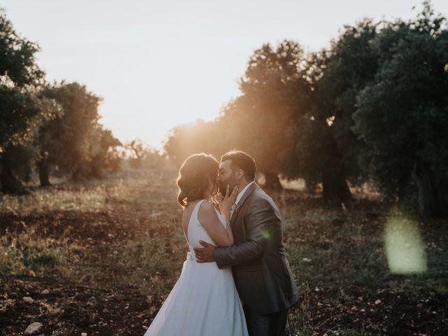 Il matrimonio di Daniele e Anna a Ostuni, Brindisi 127