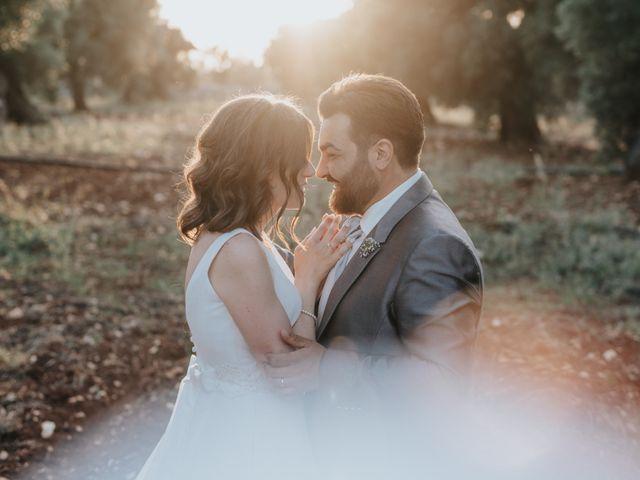 Il matrimonio di Daniele e Anna a Ostuni, Brindisi 129