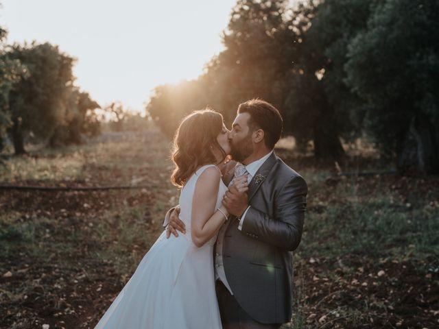 Il matrimonio di Daniele e Anna a Ostuni, Brindisi 131