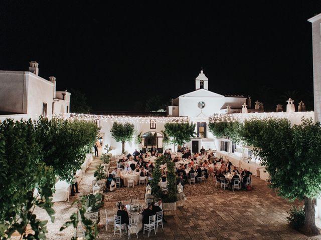 Il matrimonio di Daniele e Anna a Ostuni, Brindisi 147