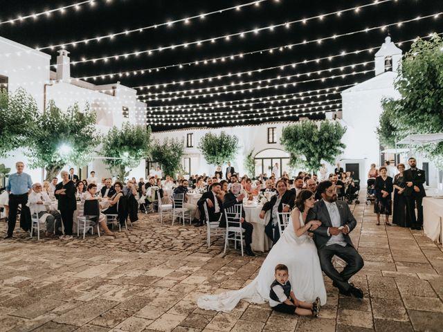 Il matrimonio di Daniele e Anna a Ostuni, Brindisi 148