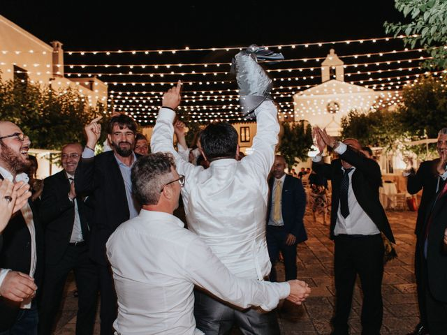 Il matrimonio di Daniele e Anna a Ostuni, Brindisi 154