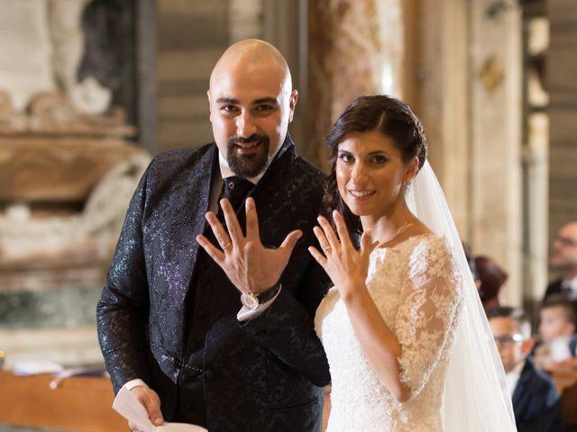 Le nozze di Michela e Daniele