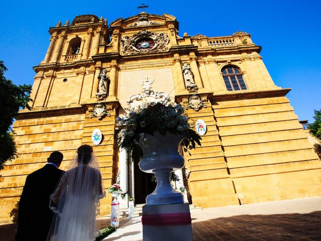 Il matrimonio di Giuseppe e Giovanna a Mazara del Vallo, Trapani 10