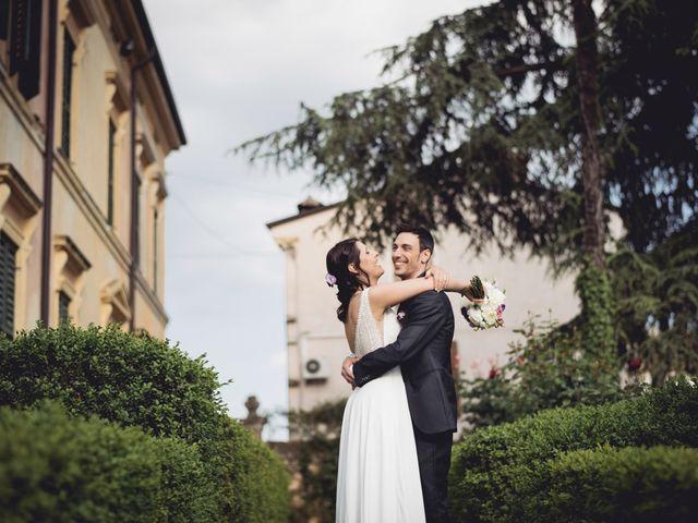 Le nozze di Marina e Daniele