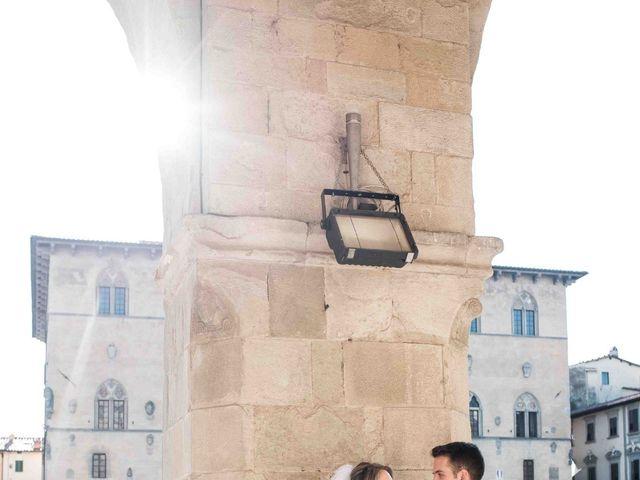 Il matrimonio di Marco e Marta a Pistoia, Pistoia 10