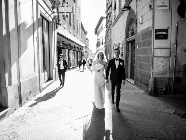 Il matrimonio di Marco e Marta a Pistoia, Pistoia 11