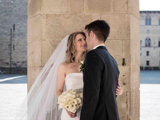 Il matrimonio di Marco e Marta a Pistoia, Pistoia 12