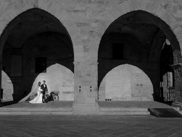 Il matrimonio di Marco e Marta a Pistoia, Pistoia 15