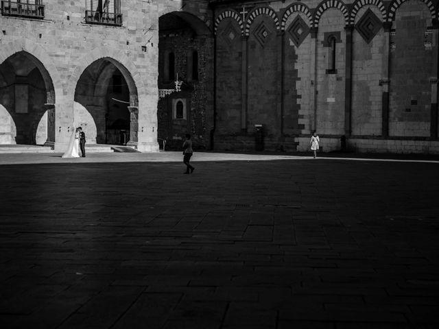 Il matrimonio di Marco e Marta a Pistoia, Pistoia 17