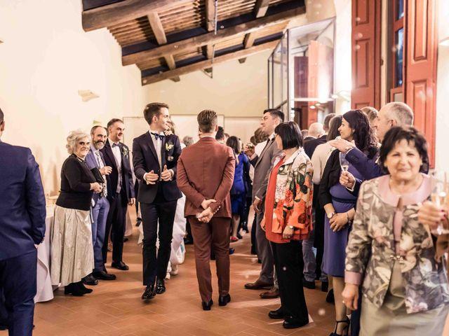 Il matrimonio di Marco e Marta a Pistoia, Pistoia 58