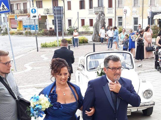 Il matrimonio di Alessandro  e Valentina  a Carlino, Udine 2