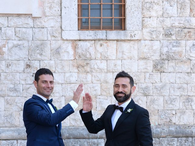 Il matrimonio di Natalino e Stefania a Noicattaro, Bari 10