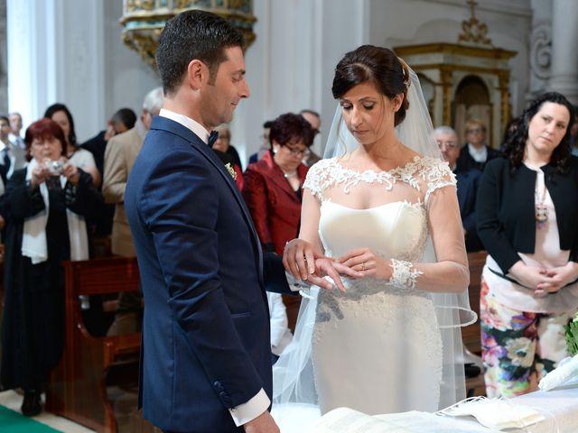 Il matrimonio di Natalino e Stefania a Noicattaro, Bari 17