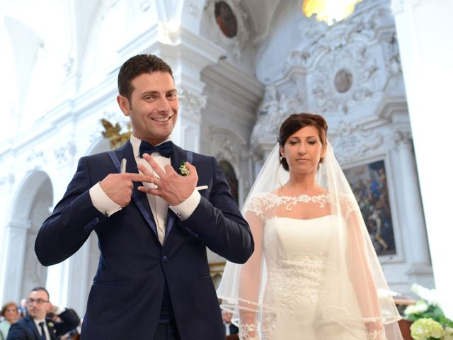 Il matrimonio di Natalino e Stefania a Noicattaro, Bari 18