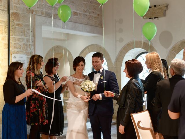 Il matrimonio di Natalino e Stefania a Noicattaro, Bari 29