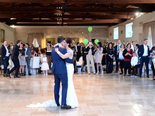 Il matrimonio di Natalino e Stefania a Noicattaro, Bari 32