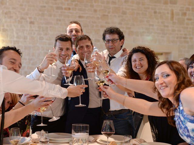 Il matrimonio di Natalino e Stefania a Noicattaro, Bari 33