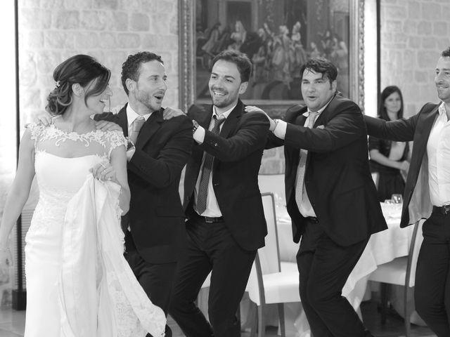 Il matrimonio di Natalino e Stefania a Noicattaro, Bari 37