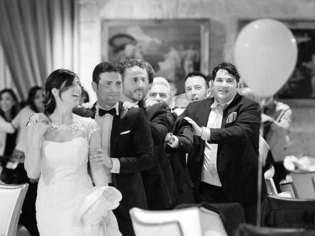 Il matrimonio di Natalino e Stefania a Noicattaro, Bari 38