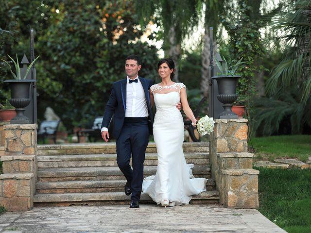 Il matrimonio di Natalino e Stefania a Noicattaro, Bari 44