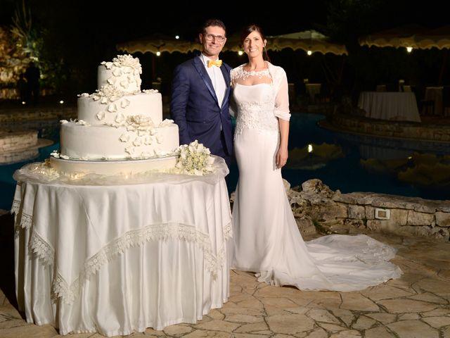 Il matrimonio di Natalino e Stefania a Noicattaro, Bari 45