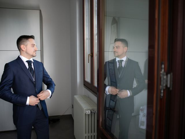 Il matrimonio di Mirko e Pamela a Brugherio, Monza e Brianza 2