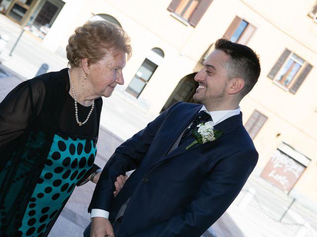 Il matrimonio di Mirko e Pamela a Brugherio, Monza e Brianza 15