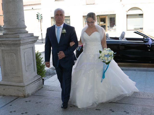 Il matrimonio di Mirko e Pamela a Brugherio, Monza e Brianza 16